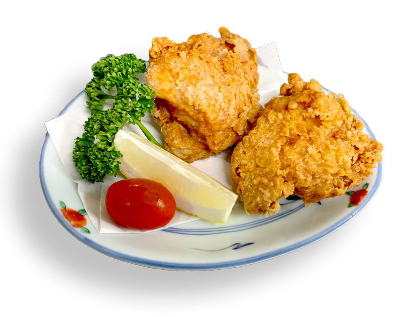 鶏竜田揚げ
